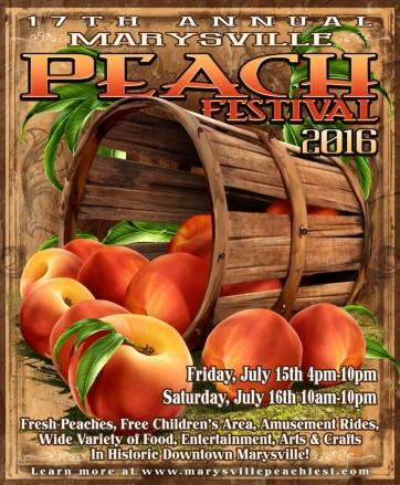 Peach Festival 2016